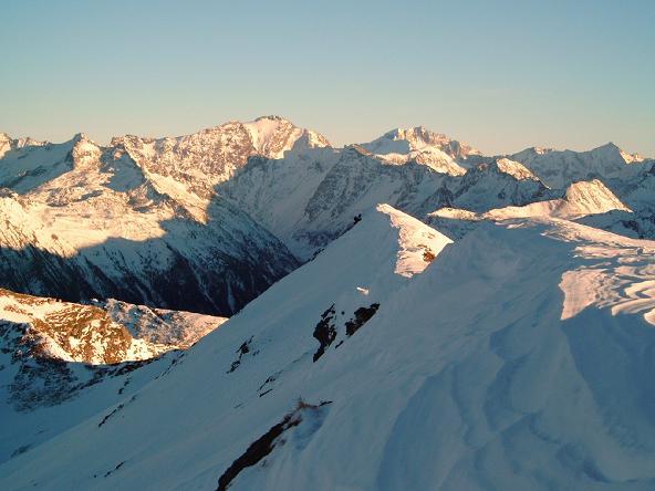 Foto: Andreas Koller / Wander Tour / Auf ungewöhnlichem Weg auf den Silberpfennig (2600m) / 10.06.2008 16:53:13