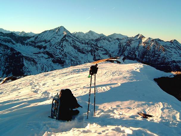 Foto: Andreas Koller / Wander Tour / Auf ungewöhnlichem Weg auf den Silberpfennig (2600m) / 10.06.2008 16:53:28
