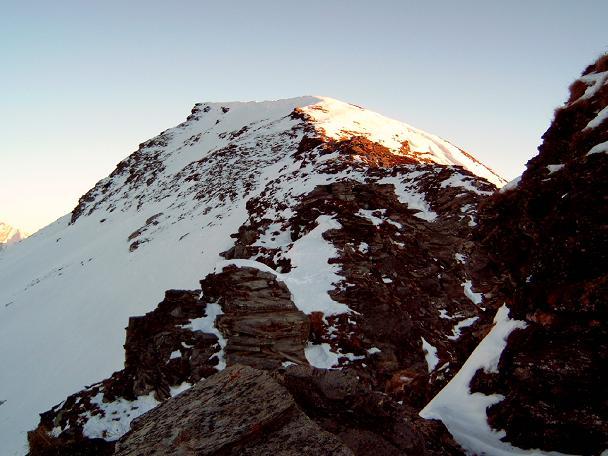 Foto: Andreas Koller / Wander Tour / Auf ungewöhnlichem Weg auf den Silberpfennig (2600m) / 10.06.2008 16:53:41