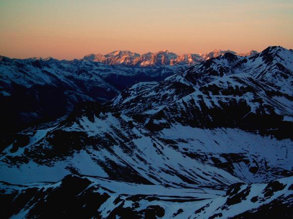 Foto: Andreas Koller / Wander Tour / Auf ungewöhnlichem Weg auf den Silberpfennig (2600m) / 10.06.2008 16:54:14