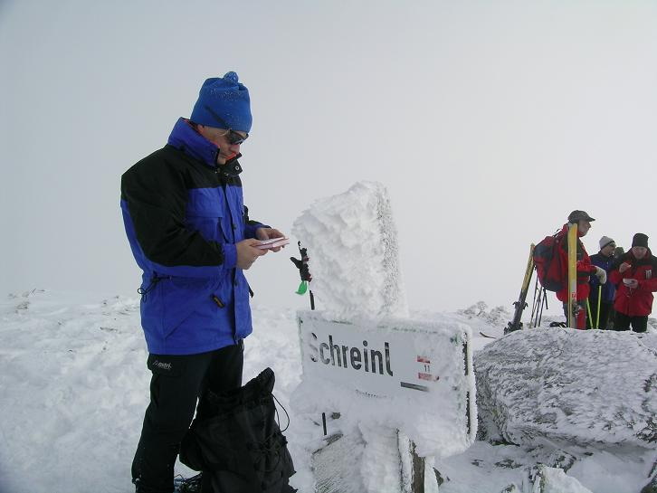 Foto: Andreas Koller / Wander Tour / Von der Planneralm über die Karlspitze auf die Schoberspitze (2126 m) / 12.06.2008 19:01:54