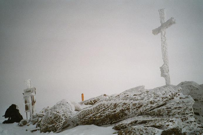 Foto: Andreas Koller / Wander Tour / Von der Planneralm über die Karlspitze auf die Schoberspitze (2126 m) / 12.06.2008 19:00:55