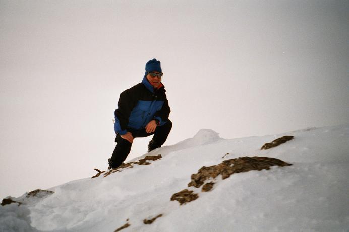 Foto: Andreas Koller / Wander Tour / Von der Planneralm über die Karlspitze auf die Schoberspitze (2126 m) / 12.06.2008 18:59:37