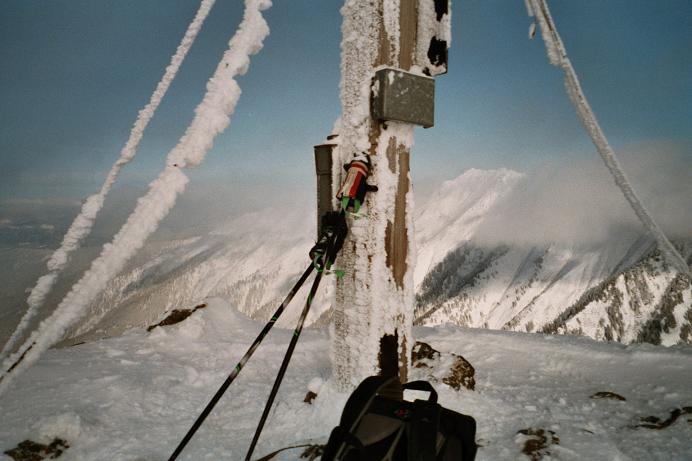 Foto: Andreas Koller / Wander Tour / Von der Planneralm über die Karlspitze auf die Schoberspitze (2126 m) / 12.06.2008 18:59:30