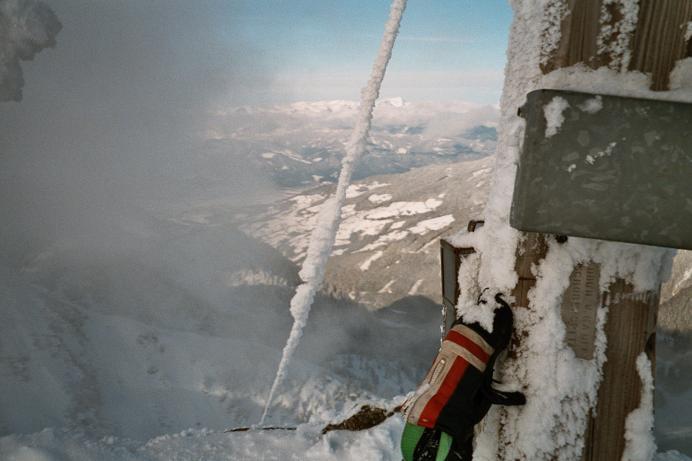 Foto: Andreas Koller / Wander Tour / Von der Planneralm über die Karlspitze auf die Schoberspitze (2126 m) / 12.06.2008 18:59:21