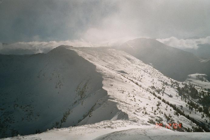 Foto: Andreas Koller / Wander Tour / Von der Planneralm über die Karlspitze auf die Schoberspitze (2126 m) / 12.06.2008 18:59:16