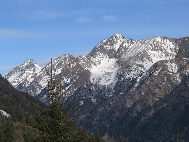 Foto: Andreas Koller / Wander Tour / Gensgitsch - Einsames Lungauer Wintermärchen (2279m) / 18.06.2008 01:52:21