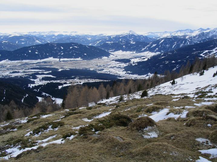 Foto: Andreas Koller / Wander Tour / Gensgitsch - Einsames Lungauer Wintermärchen (2279m) / 18.06.2008 01:52:36