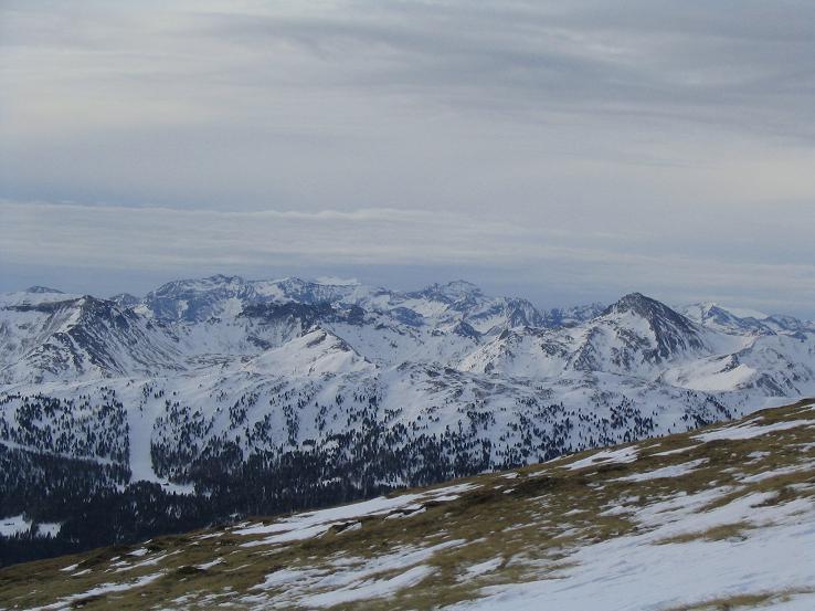 Foto: Andreas Koller / Wander Tour / Gensgitsch - Einsames Lungauer Wintermärchen (2279m) / 18.06.2008 01:52:41