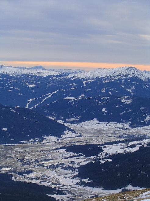 Foto: Andreas Koller / Wander Tour / Gensgitsch - Einsames Lungauer Wintermärchen (2279m) / 18.06.2008 01:52:47