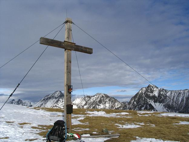 Foto: Andreas Koller / Wander Tour / Gensgitsch - Einsames Lungauer Wintermärchen (2279m) / 18.06.2008 01:53:00