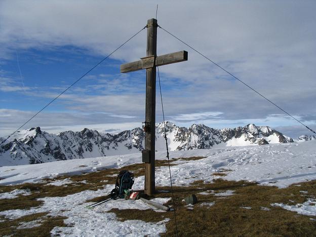 Foto: Andreas Koller / Wander Tour / Gensgitsch - Einsames Lungauer Wintermärchen (2279m) / 18.06.2008 01:53:06