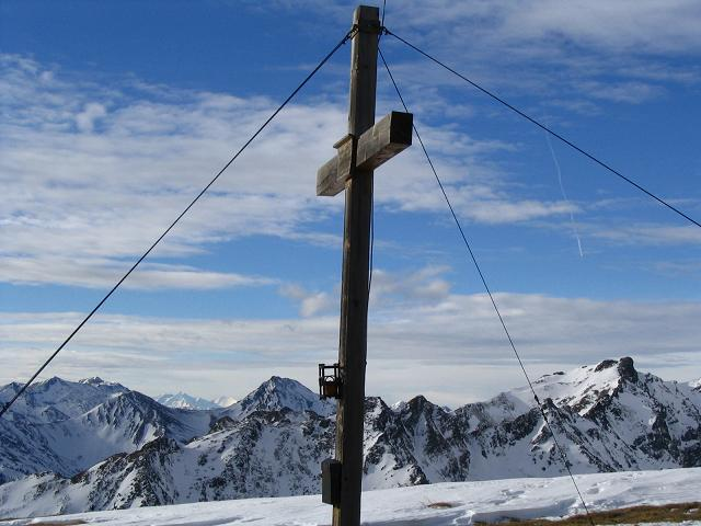 Foto: Andreas Koller / Wander Tour / Gensgitsch - Einsames Lungauer Wintermärchen (2279m) / 18.06.2008 01:53:13