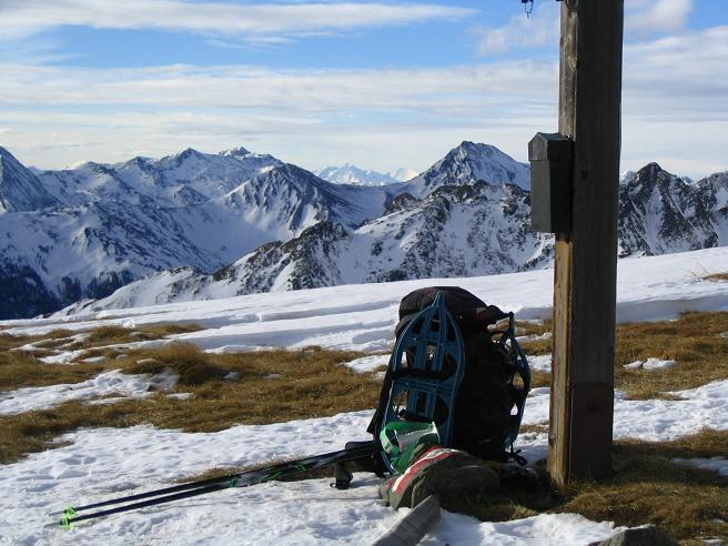 Foto: Andreas Koller / Wander Tour / Gensgitsch - Einsames Lungauer Wintermärchen (2279m) / 18.06.2008 01:53:20