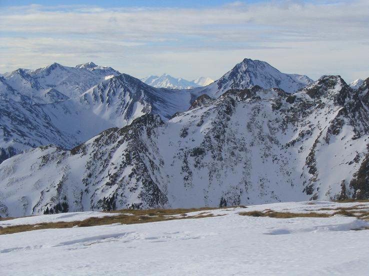 Foto: Andreas Koller / Wander Tour / Gensgitsch - Einsames Lungauer Wintermärchen (2279m) / 18.06.2008 01:53:28