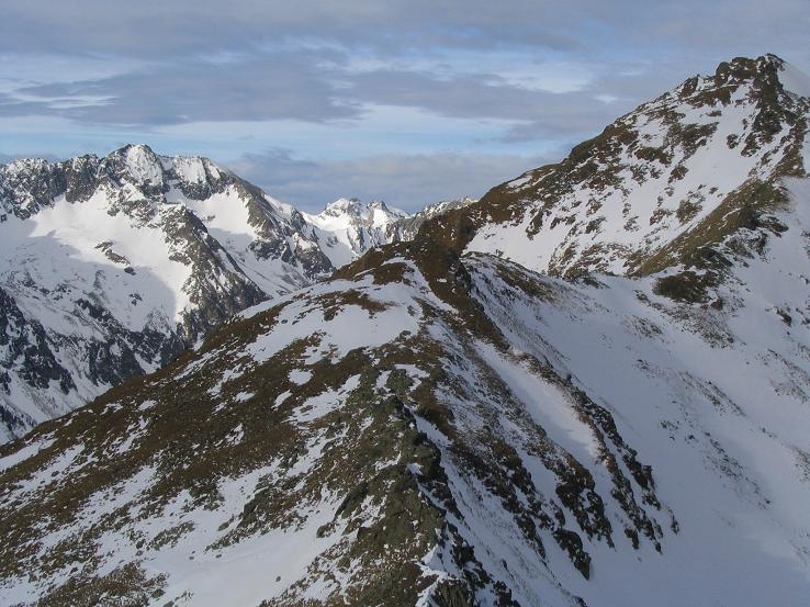 Foto: Andreas Koller / Wander Tour / Gensgitsch - Einsames Lungauer Wintermärchen (2279m) / 18.06.2008 01:53:41