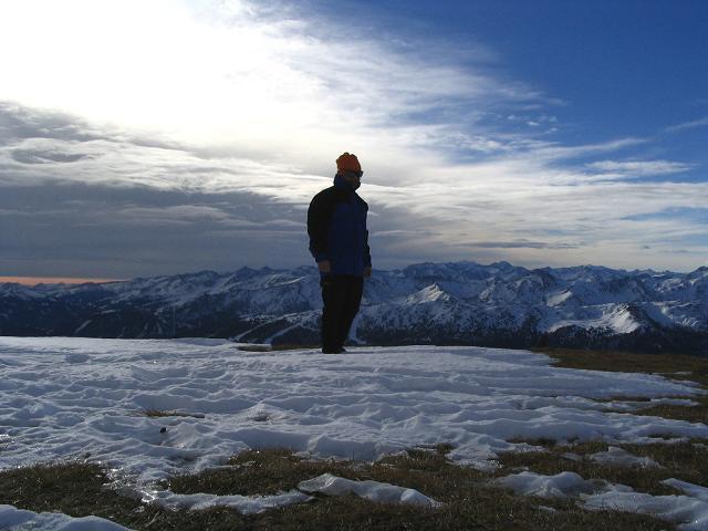 Foto: Andreas Koller / Wander Tour / Gensgitsch - Einsames Lungauer Wintermärchen (2279m) / 18.06.2008 01:53:47