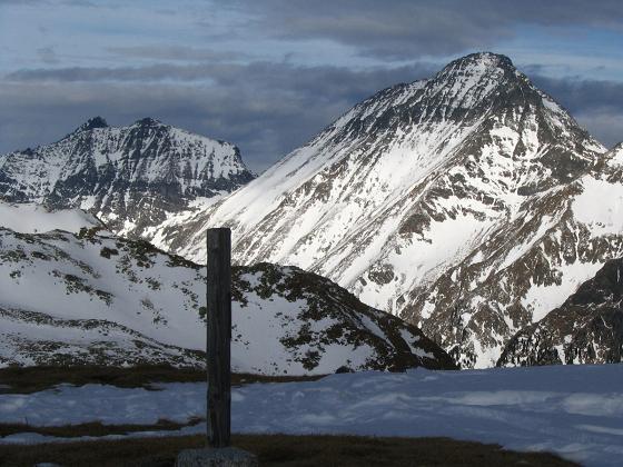 Foto: Andreas Koller / Wander Tour / Gensgitsch - Einsames Lungauer Wintermärchen (2279m) / 18.06.2008 01:54:01