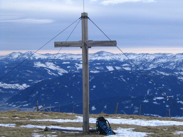 Foto: Andreas Koller / Wander Tour / Gensgitsch - Einsames Lungauer Wintermärchen (2279m) / 18.06.2008 01:54:08
