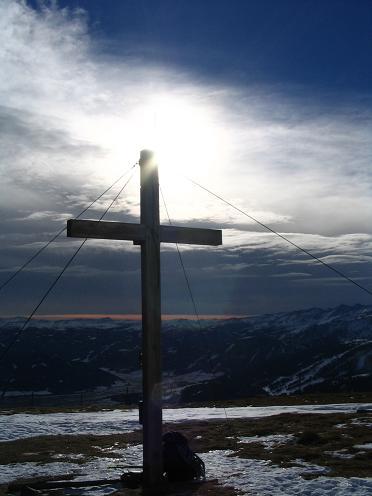 Foto: Andreas Koller / Wander Tour / Gensgitsch - Einsames Lungauer Wintermärchen (2279m) / 18.06.2008 01:54:15