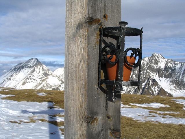 Foto: Andreas Koller / Wander Tour / Gensgitsch - Einsames Lungauer Wintermärchen (2279m) / 18.06.2008 01:54:21