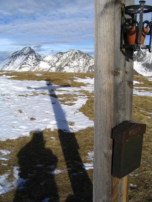 Foto: Andreas Koller / Wander Tour / Gensgitsch - Einsames Lungauer Wintermärchen (2279m) / 18.06.2008 01:54:29