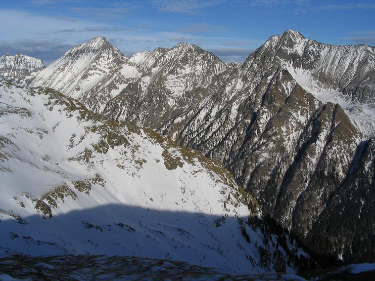 Foto: Andreas Koller / Wander Tour / Gensgitsch - Einsames Lungauer Wintermärchen (2279m) / 18.06.2008 01:54:37