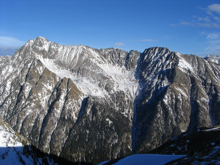 Foto: Andreas Koller / Wander Tour / Gensgitsch - Einsames Lungauer Wintermärchen (2279m) / 18.06.2008 01:54:44