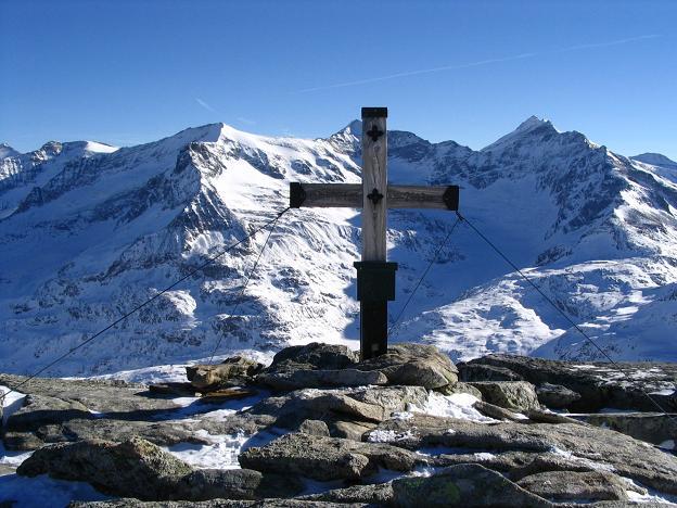 Foto: Andreas Koller / Wander Tour / Von der Rudolfshütte auf die Hohe Fürleg (2947m) / 17.06.2008 18:51:44