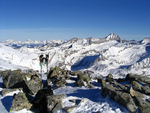 Foto: Andreas Koller / Wander Tour / Von der Rudolfshütte auf die Hohe Fürleg (2947m) / 17.06.2008 18:52:00