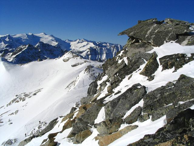 Foto: Andreas Koller / Wandertour / Von der Rudolfshütte auf die Hohe Fürleg (2947m) / 17.06.2008 18:53:08