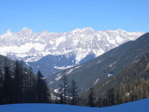 Foto: Andreas Koller / Wandertour / Im Winter auf die Lungauer Kalkspitze (2471m) / 19.06.2008 17:08:47