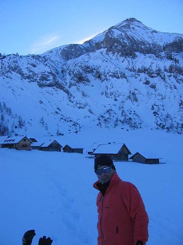 Foto: Andreas Koller / Wandertour / Im Winter auf die Lungauer Kalkspitze (2471m) / 19.06.2008 17:08:52
