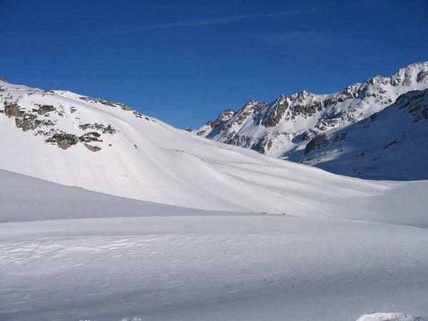 Foto: Andreas Koller / Wandertour / Im Winter auf die Lungauer Kalkspitze (2471m) / 19.06.2008 17:08:57