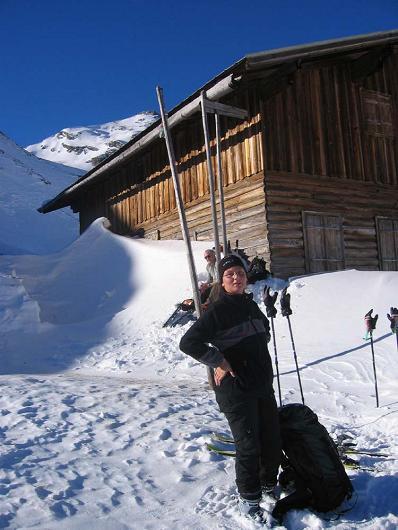 Foto: Andreas Koller / Wandertour / Im Winter auf die Lungauer Kalkspitze (2471m) / 19.06.2008 17:09:02