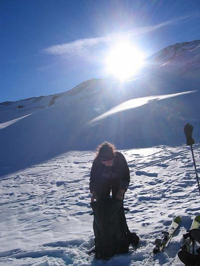 Foto: Andreas Koller / Wandertour / Im Winter auf die Lungauer Kalkspitze (2471m) / 19.06.2008 17:09:08
