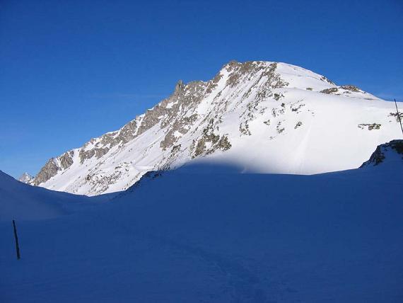 Foto: Andreas Koller / Wandertour / Im Winter auf die Lungauer Kalkspitze (2471m) / 19.06.2008 17:09:29