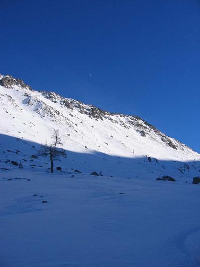 Foto: Andreas Koller / Wandertour / Im Winter auf die Lungauer Kalkspitze (2471m) / 19.06.2008 17:09:35