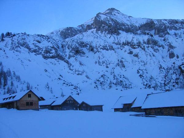 Foto: Andreas Koller / Wandertour / Im Winter auf die Lungauer Kalkspitze (2471m) / 19.06.2008 17:09:42