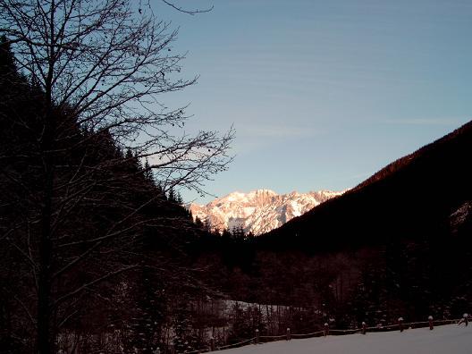 Foto: Andreas Koller / Wandertour / Im Winter auf die Lungauer Kalkspitze (2471m) / 19.06.2008 17:09:49