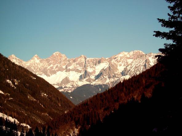 Foto: Andreas Koller / Wandertour / Im Winter auf die Lungauer Kalkspitze (2471m) / 19.06.2008 17:10:03