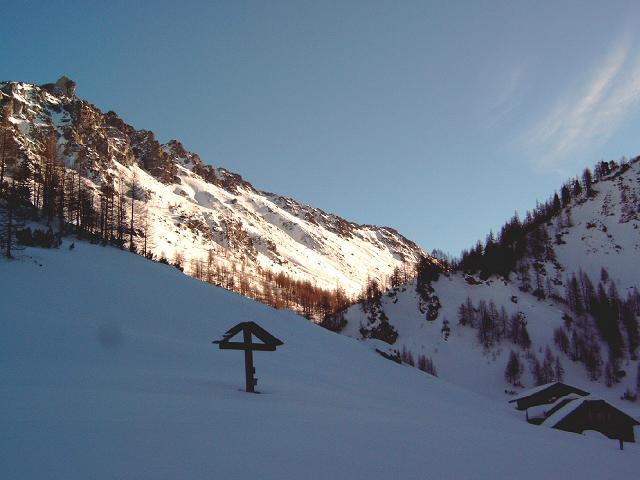Foto: Andreas Koller / Wandertour / Im Winter auf die Lungauer Kalkspitze (2471m) / 19.06.2008 17:10:19