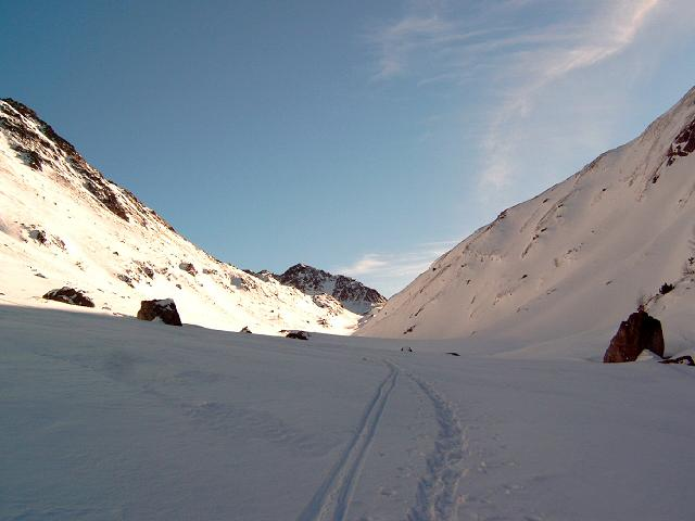 Foto: Andreas Koller / Wandertour / Im Winter auf die Lungauer Kalkspitze (2471m) / 19.06.2008 17:10:26