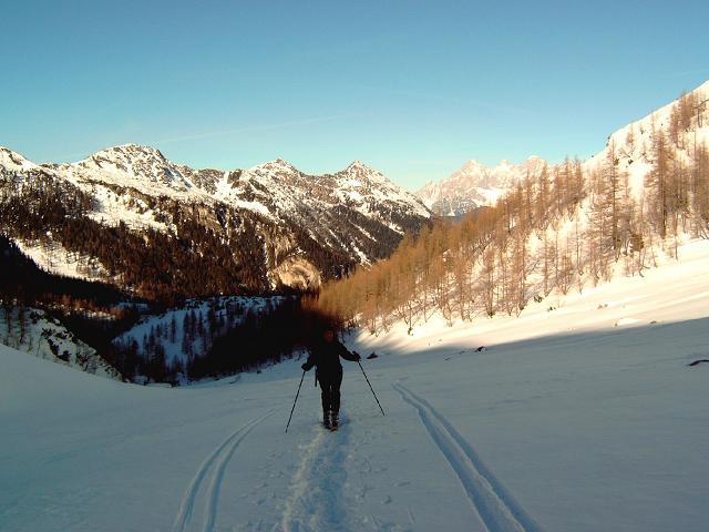 Foto: Andreas Koller / Wandertour / Im Winter auf die Lungauer Kalkspitze (2471m) / 19.06.2008 17:10:34