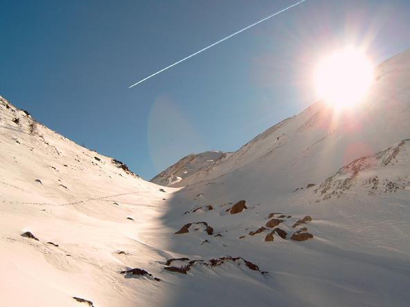 Foto: Andreas Koller / Wandertour / Im Winter auf die Lungauer Kalkspitze (2471m) / 19.06.2008 17:10:40