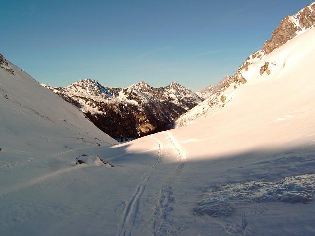 Foto: Andreas Koller / Wandertour / Im Winter auf die Lungauer Kalkspitze (2471m) / 19.06.2008 17:10:49