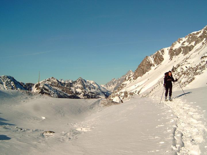 Foto: Andreas Koller / Wandertour / Im Winter auf die Lungauer Kalkspitze (2471m) / 19.06.2008 17:11:05