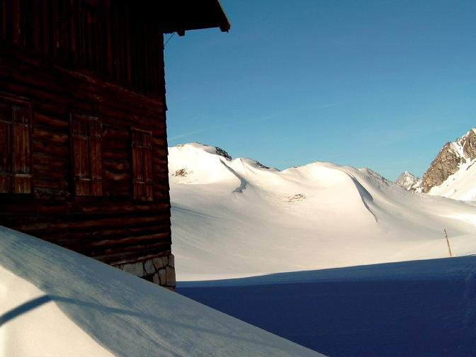 Foto: Andreas Koller / Wandertour / Im Winter auf die Lungauer Kalkspitze (2471m) / 19.06.2008 17:11:12