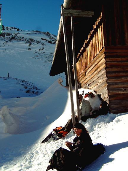 Foto: Andreas Koller / Wandertour / Im Winter auf die Lungauer Kalkspitze (2471m) / 19.06.2008 17:11:20