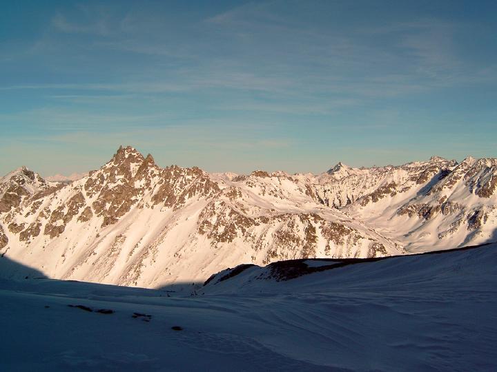Foto: Andreas Koller / Wandertour / Im Winter auf die Lungauer Kalkspitze (2471m) / 19.06.2008 17:11:50